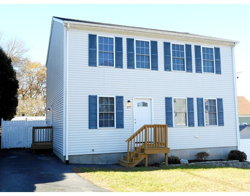 Single Family Home for Sale at 271 Ward 271 Ward Woonsocket, Rhode Island 02895 United States