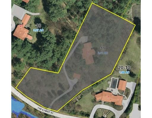 Частный односемейный дом для того Продажа на 21 Chestnut Street 21 Chestnut Street Weston, Массачусетс 02493 Соединенные Штаты