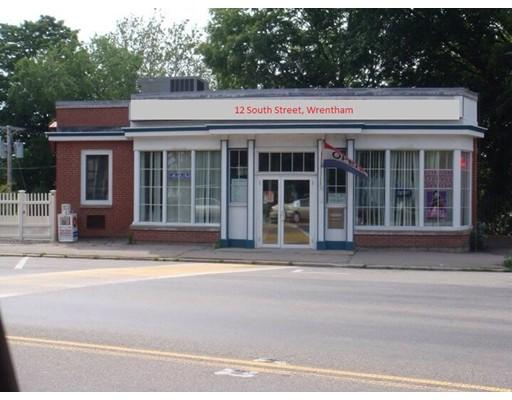 商用 为 销售 在 12 South Street 12 South Street Wrentham, 马萨诸塞州 02093 美国
