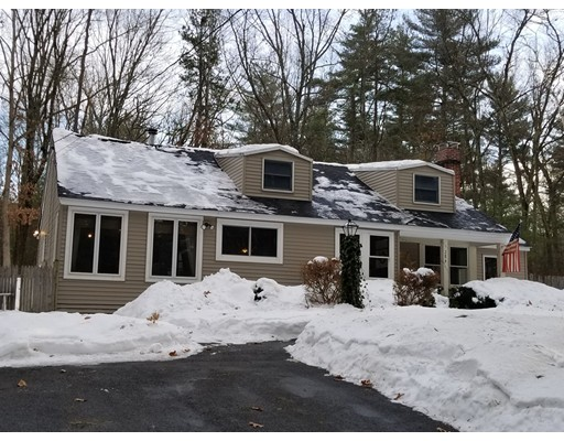 Single Family Home for Sale at 284 Longley Road 284 Longley Road Groton, Massachusetts 01450 United States