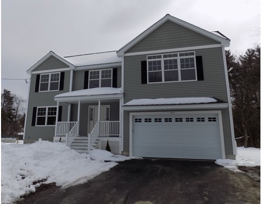 Single Family Home for Sale at 1251 South 1251 South Tewksbury, Massachusetts 01876 United States