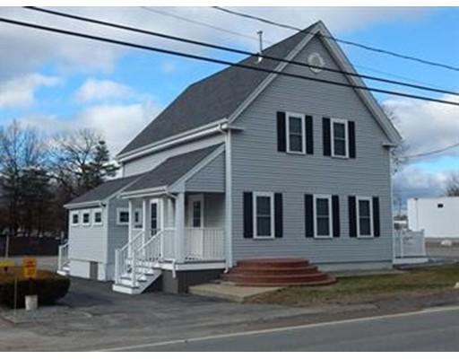 共管式独立产权公寓 为 出租 在 104 Turnpike St #1 104 Turnpike St #1 West Bridgewater, 马萨诸塞州 02375 美国