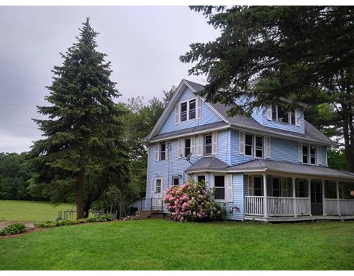 Single Family Home for Sale at 33 North Street 33 North Street Blandford, Massachusetts 01008 United States