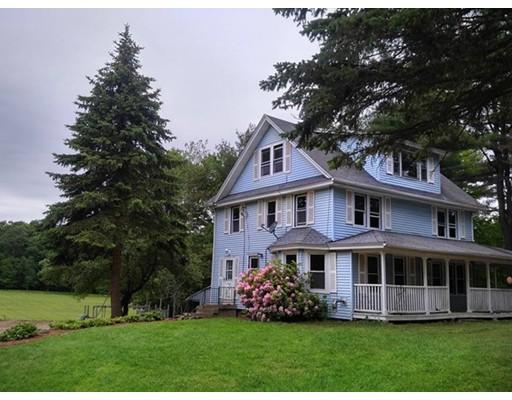 Частный односемейный дом для того Продажа на 33 North Street 33 North Street Blandford, Массачусетс 01008 Соединенные Штаты