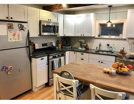 Single Family Home for Rent at 36 Clyde Street Somerville, 02145 United States