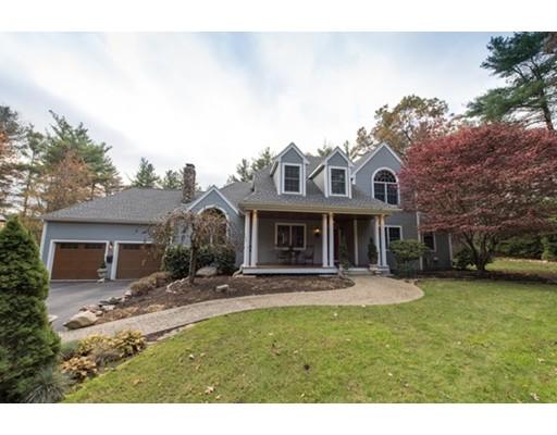 Maison unifamiliale pour l Vente à 108 Flint Farm Road 108 Flint Farm Road Middleton, Massachusetts 01949 États-Unis