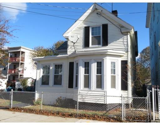 独户住宅 为 销售 在 54 Philips Street Lawrence, 01843 美国