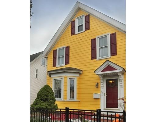 Частный односемейный дом для того Продажа на 87 Byron Street 87 Byron Street Boston, Массачусетс 02128 Соединенные Штаты