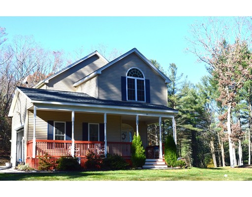 Single Family Home for Sale at 34 Silver Lake Road 34 Silver Lake Road Bellingham, Massachusetts 02019 United States