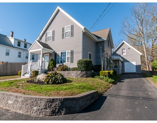 Single Family Home for Sale at 112 W Spring Street Avon, Massachusetts 02322 United States