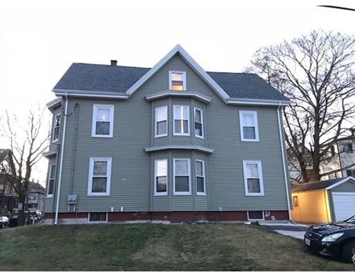 Single Family Home for Rent at 3 Kneeland St, Malden, 02148 United States
