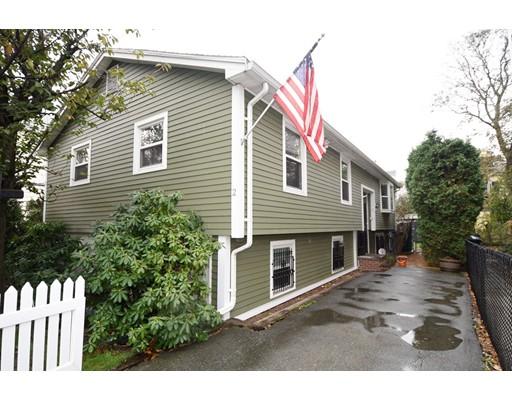 Tek Ailelik Ev için Satış at 2 Bellflower Street 2 Bellflower Street Boston, Massachusetts 02125 Amerika Birleşik Devletleri