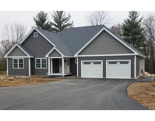 واحد منزل الأسرة للـ Sale في 23 Aspen Drive 23 Aspen Drive Pelham, New Hampshire 03076 United States
