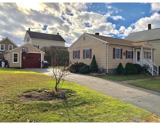 Single Family Home for Sale at 91 Monarch Street Fall River, 02723 United States