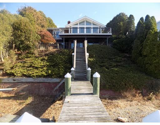 Частный односемейный дом для того Продажа на 125 Hummocks 125 Hummocks Portsmouth, Род-Айленд 02871 Соединенные Штаты