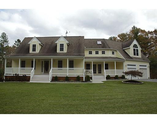 独户住宅 为 销售 在 37 Lincoln Street 37 Lincoln Street Norton, 马萨诸塞州 02766 美国