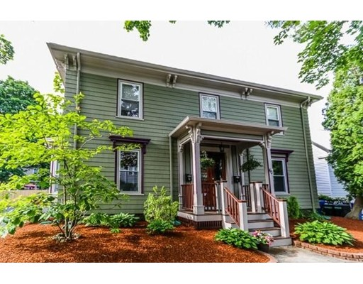 Condominium for Rent at 40 Avon Street #2 40 Avon Street #2 Wakefield, Massachusetts 01880 United States