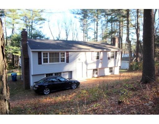 Maison unifamiliale pour l Vente à 54 Rocky Pond Road 54 Rocky Pond Road Princeton, Massachusetts 01541 États-Unis