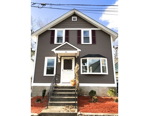 Single Family Home for Sale at 20 GOVERNOR Avenue 20 GOVERNOR Avenue Bellingham, Massachusetts 02019 United States