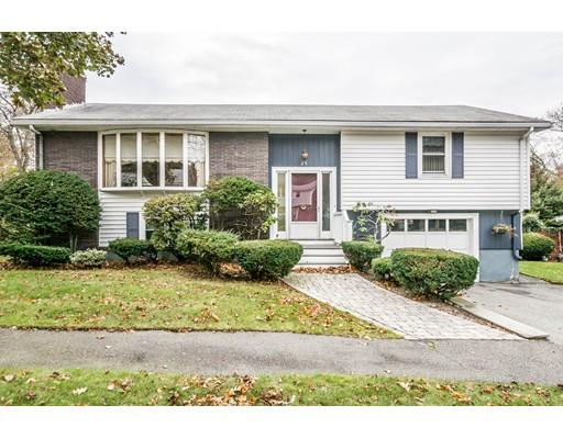 Casa para uma família para Venda às 27 BISCAYNE AVENUE 27 BISCAYNE AVENUE Saugus, Massachusetts 01906 Estados Unidos