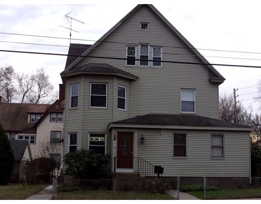 Single Family Home for Rent at 39 Upper Church Street 39 Upper Church Street West Springfield, Massachusetts 01089 United States