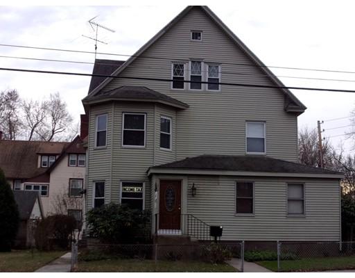 Casa Unifamiliar por un Alquiler en 39 Upper Church Street West Springfield, Massachusetts 01089 Estados Unidos