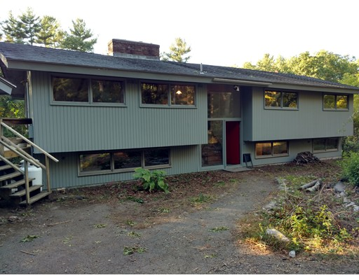 Single Family Home for Sale at 73 January Hills Road 73 January Hills Road Shutesbury, Massachusetts 01072 United States