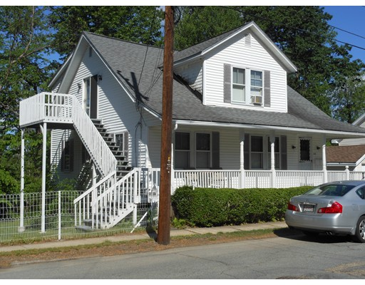 Single Family Home for Rent at 43 Causeway Fitchburg, Massachusetts 01463 United States