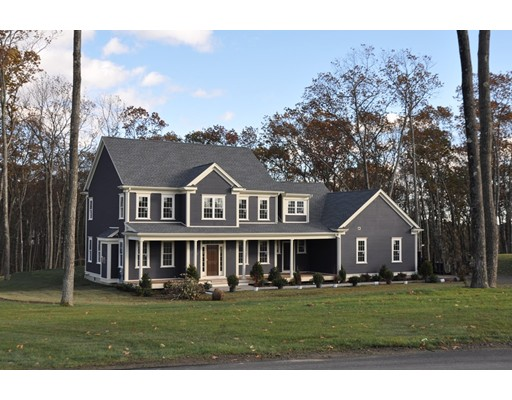 Single Family Home for Sale at 36 Old Stone Circle 36 Old Stone Circle Bolton, Massachusetts 01740 United States