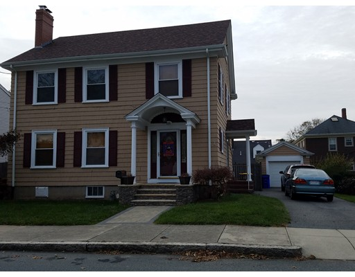 Single Family Home for Sale at 111 Read Street 111 Read Street Fall River, Massachusetts 02720 United States