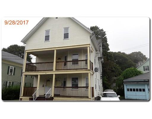 多户住宅 为 销售 在 76 Phebe Street 76 Phebe Street Woonsocket, 罗得岛 02895 美国
