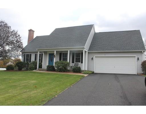 独户住宅 为 销售 在 33 Hummingbird La 33 Hummingbird La West Springfield, 马萨诸塞州 01089 美国