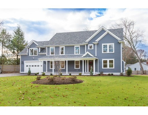 Casa Unifamiliar por un Venta en 172 Harding Street Medfield, Massachusetts 02052 Estados Unidos