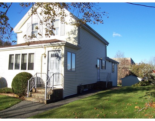 Single Family Home for Sale at 30 Cottage Street 30 Cottage Street Bridgewater, Massachusetts 02324 United States