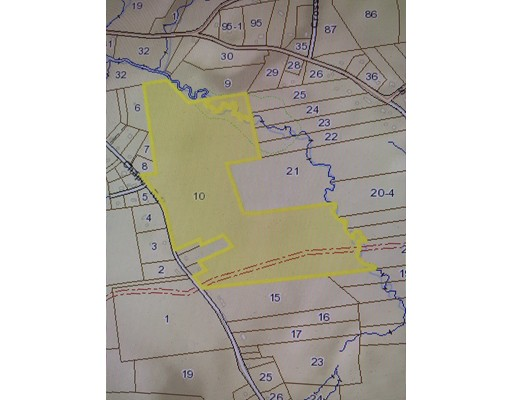 Land for Sale at 119 Chapin Road 119 Chapin Road Hampden, Massachusetts 01036 United States