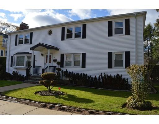 Single Family Home for Rent at 28 Maplewood Boston, Massachusetts 02132 United States