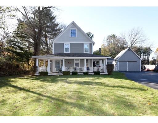 Casa Unifamiliar por un Venta en 840 Main Street 840 Main Street Hanover, Massachusetts 02339 Estados Unidos