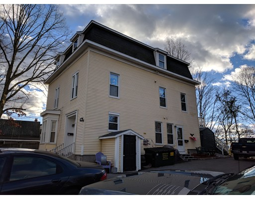 Multi-Family Home for Sale at 4 Pearl Street 4 Pearl Street Ayer, Massachusetts 01432 United States