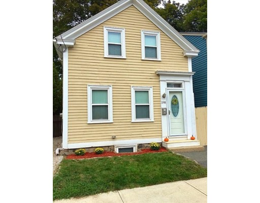 Single Family Home for Sale at 198 North Street 198 North Street Salem, Massachusetts 01970 United States