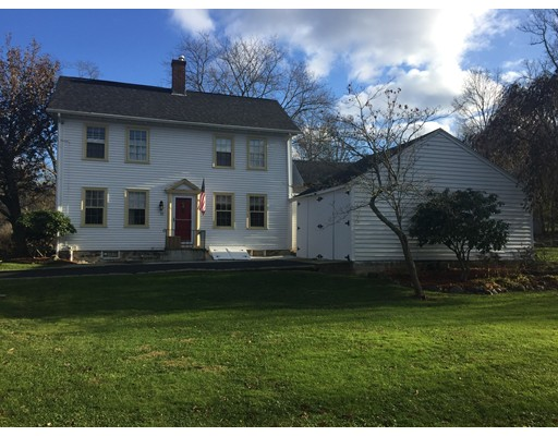 Single Family Home for Sale at 21 High Street Topsfield, 01983 United States