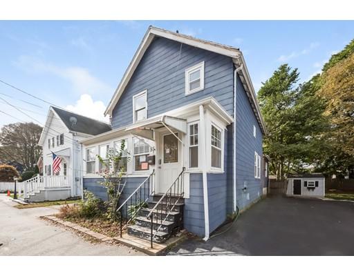 واحد منزل الأسرة للـ Sale في 55 Pine Street 55 Pine Street Stoneham, Massachusetts 02180 United States