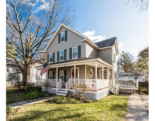 独户住宅 为 销售 在 26 Glendale Street 梅纳德, 马萨诸塞州 01754 美国