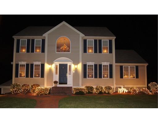 Maison unifamiliale pour l Vente à 3 Meier Farm 3 Meier Farm Whitman, Massachusetts 02382 États-Unis
