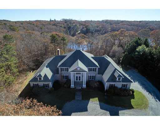 واحد منزل الأسرة للـ Sale في 352 Sippewissett Road 352 Sippewissett Road Falmouth, Massachusetts 02540 United States