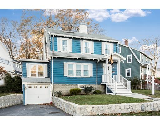 Maison unifamiliale pour l Vente à 7 Hawthorne Avenue 7 Hawthorne Avenue Arlington, Massachusetts 02476 États-Unis