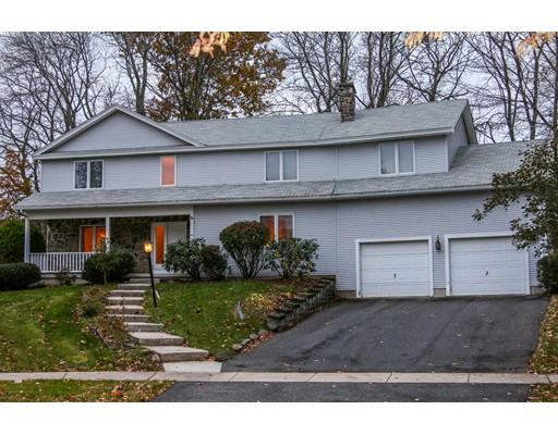 Частный односемейный дом для того Аренда на 93 Jonquil Lane 93 Jonquil Lane Longmeadow, Массачусетс 01106 Соединенные Штаты