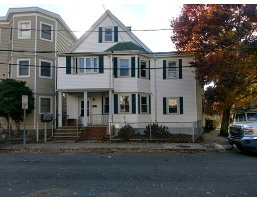 Appartement pour l à louer à 22 Joseph Street #1 22 Joseph Street #1 Somerville, Massachusetts 02143 États-Unis