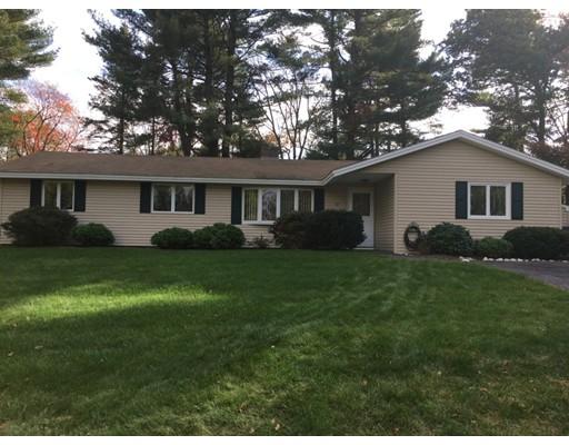 Single Family Home for Sale at 47 Prior Drive 47 Prior Drive Framingham, Massachusetts 01701 United States