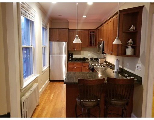 Single Family Home for Rent at 34 Garden Street Boston, Massachusetts 02114 United States