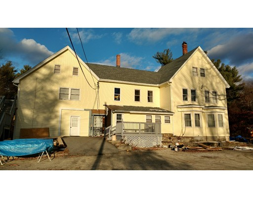 公寓 为 出租 在 18 Lowell St #3 18 Lowell St #3 佩波勒尔, 马萨诸塞州 01463 美国